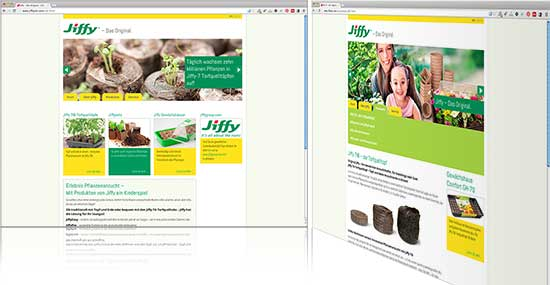Webdesign Jiffy